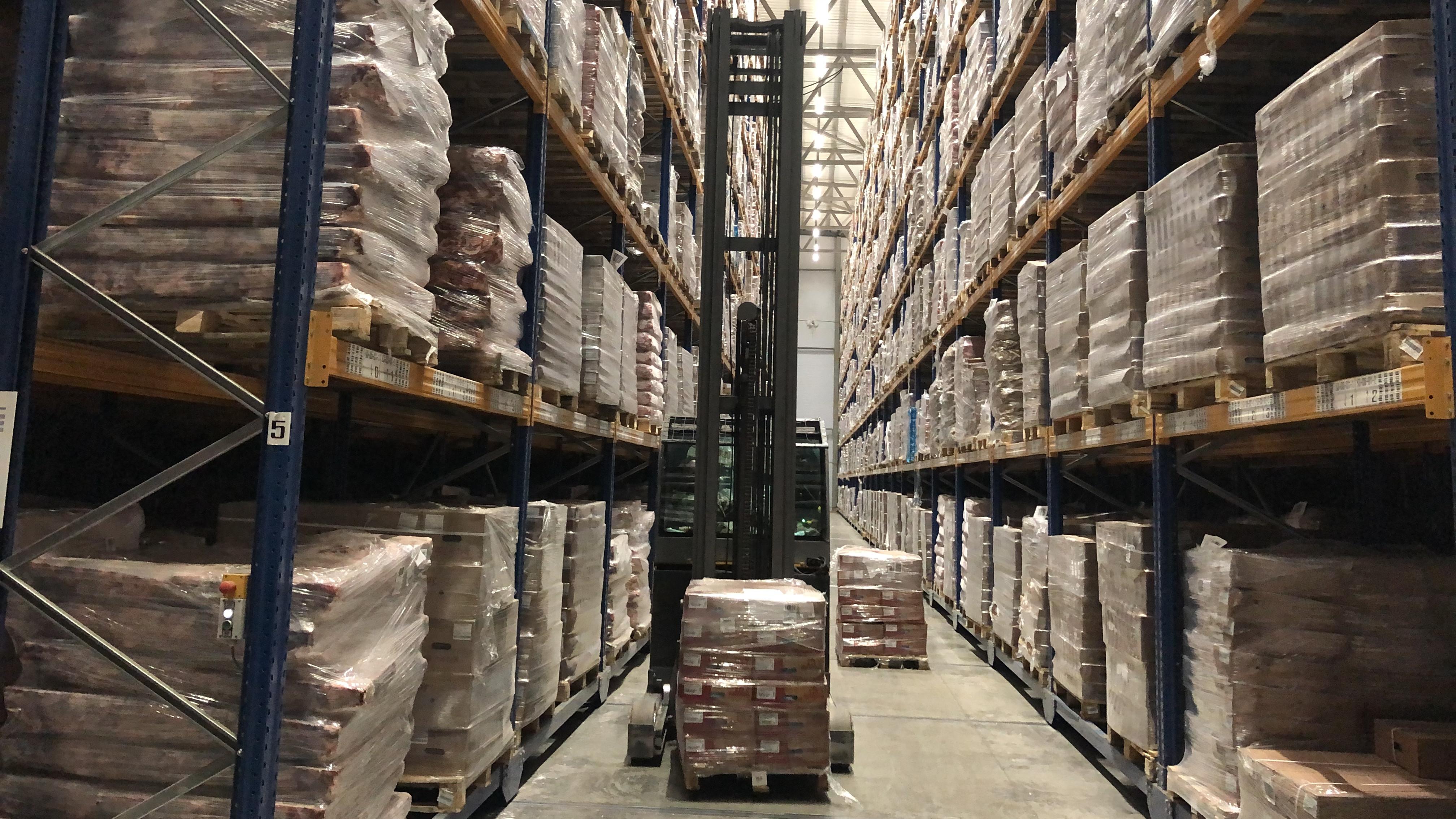 Объем экспорта подмосковной продукции АПК составил почти 842 млн долларов с начала года