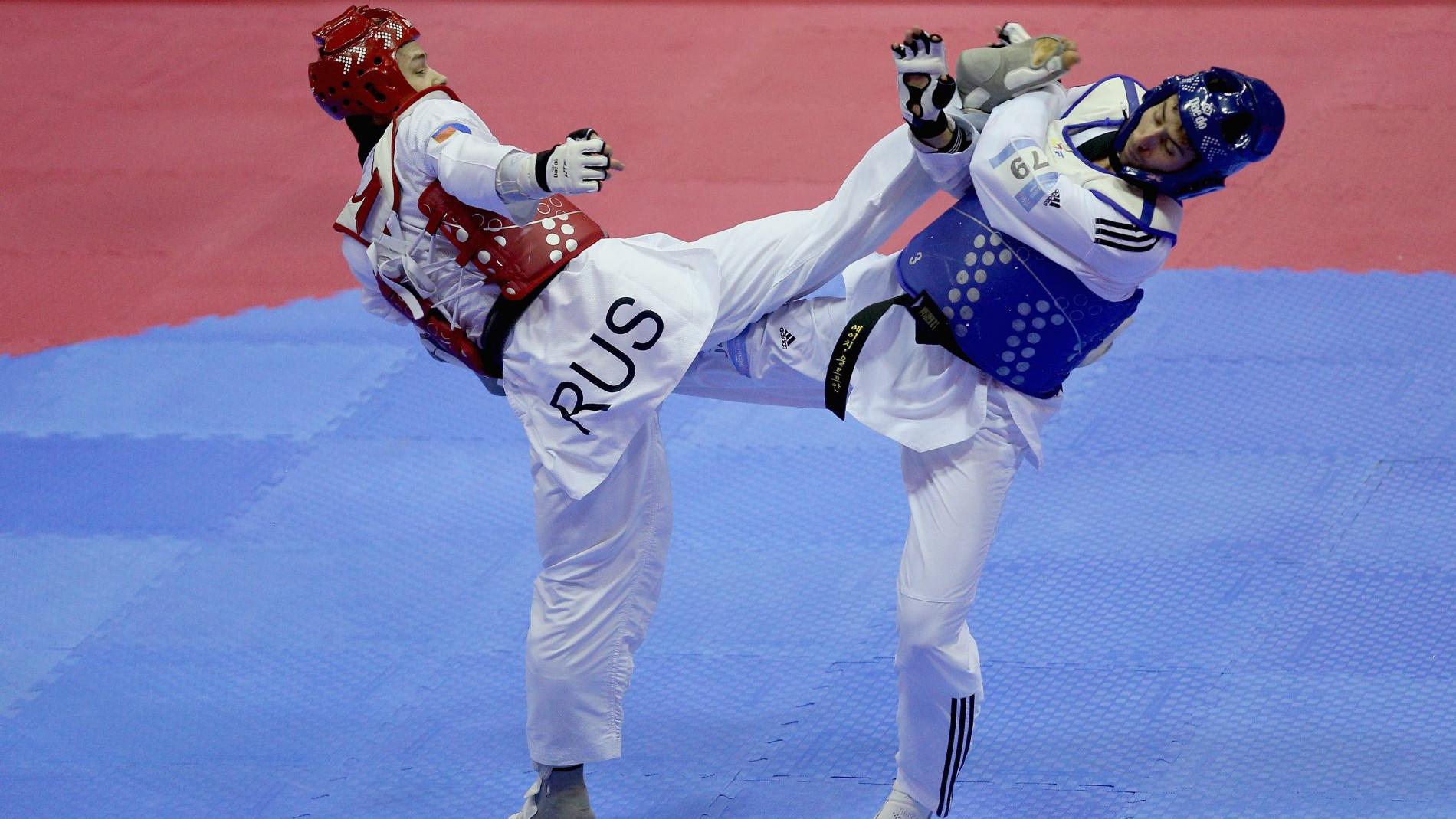 Пятнадцать подмосковных спортсменов вошли в состав национальной сборной по тхэквондо