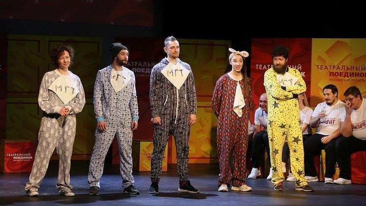 Победителя проекта «Театральный поединок» определят в Подмосковье в понедельник