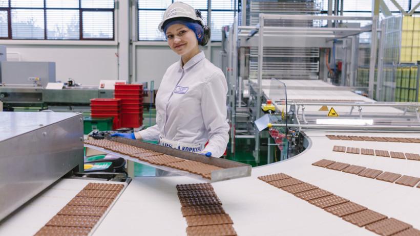 Подмосковье продолжает лидировать в РФ по экспорту кондитерских шоколадных изделий и какао