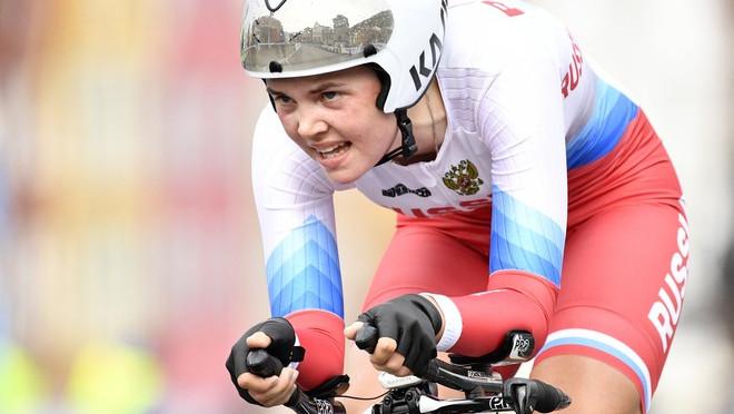 Подмосковная спортсменка стала чемпионкой России по велоспорту