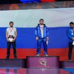 Подмосковные борцы завоевали три медали на Гран-при «Москва» по спортивной борьбе