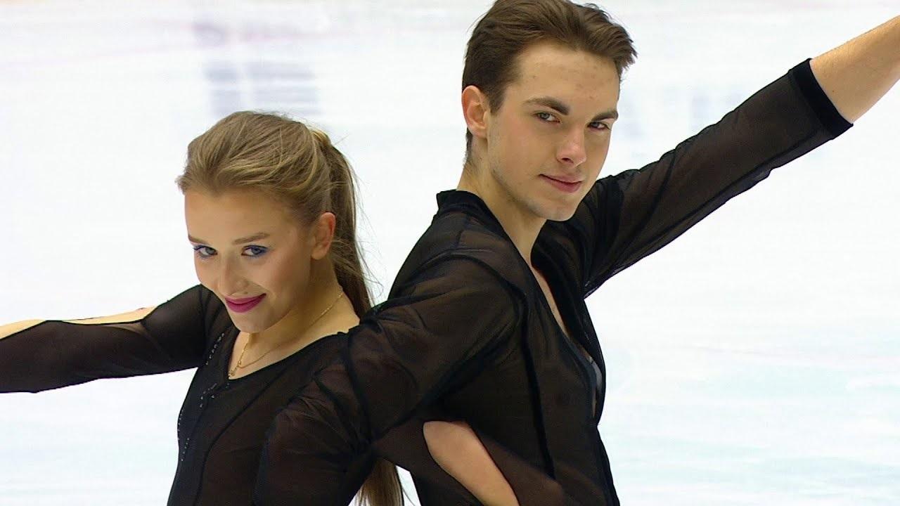 Подмосковные фигуристы завоевали золотые медали в Кубке России по фигурному катанию