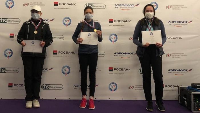 Подмосковные гольфисты заняли призовые места на турнире в Геленджике