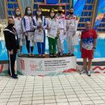 Подмосковные прыгуны в воду завоевали 8 наград на международных соревнованиях