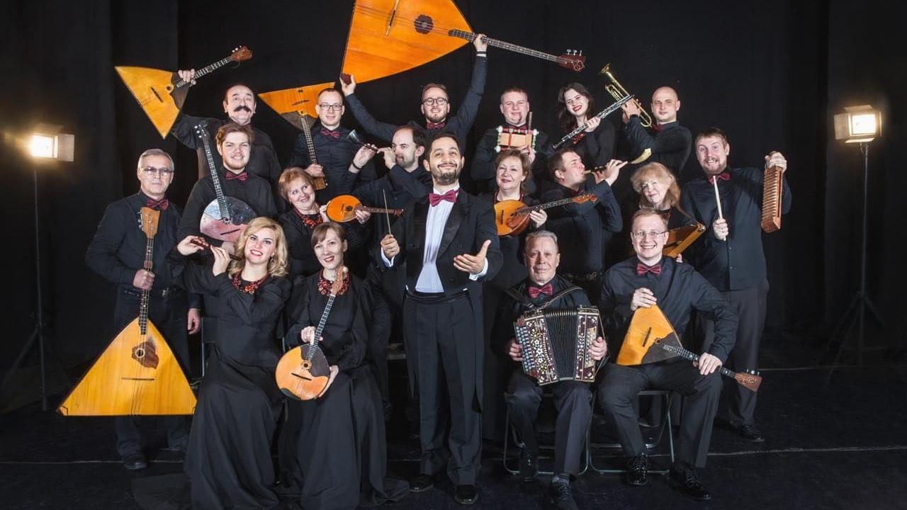 Подмосковный оркестр «Русские узоры» отмечает 50-летие