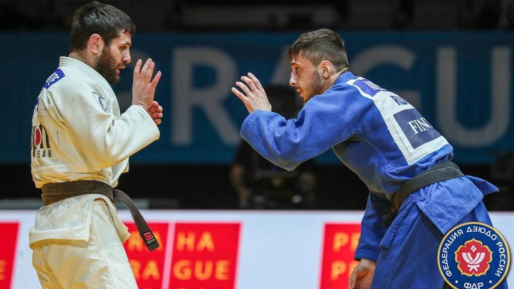 Подмосковный спортсмен завоевал серебряную медаль на чемпионате Европы по дзюдо
