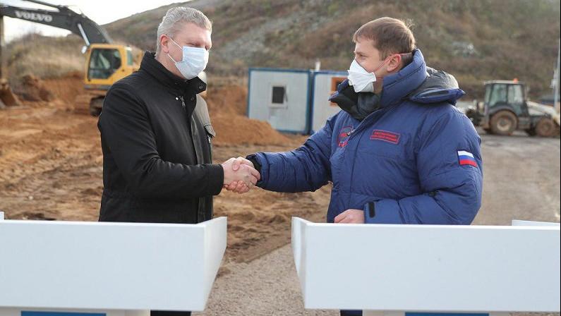 Подписан контракт на рекультивацию полигона «Часцы» в Одинцовском округе