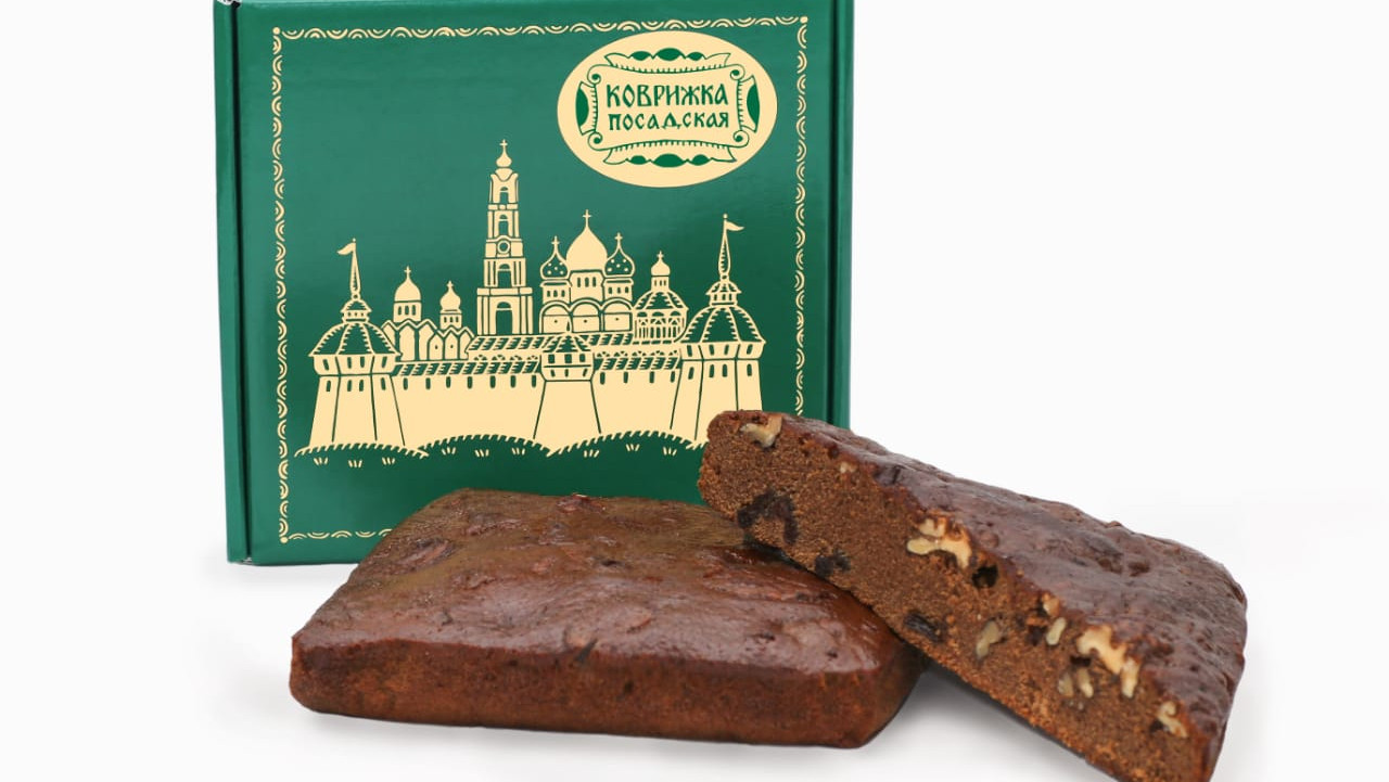 Посадская коврижка вошла в число лидеров конкурса «Вкусы России»
