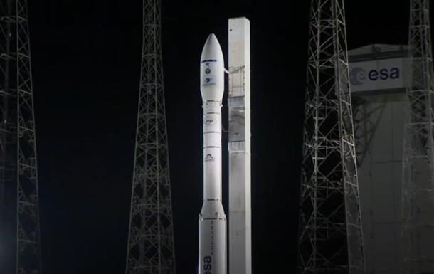 Провал запуска ракеты Vega: причина не в украинском двигателе