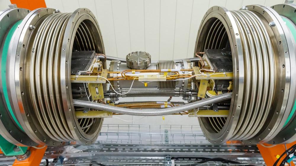 Работы по созданию базового элемента коллайдерного комплекса NICA завершаются в Дубне