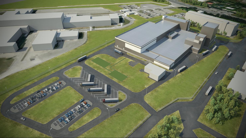 Реконструкция завода по производству сухих адаптированных молочных смесей началась в Истре