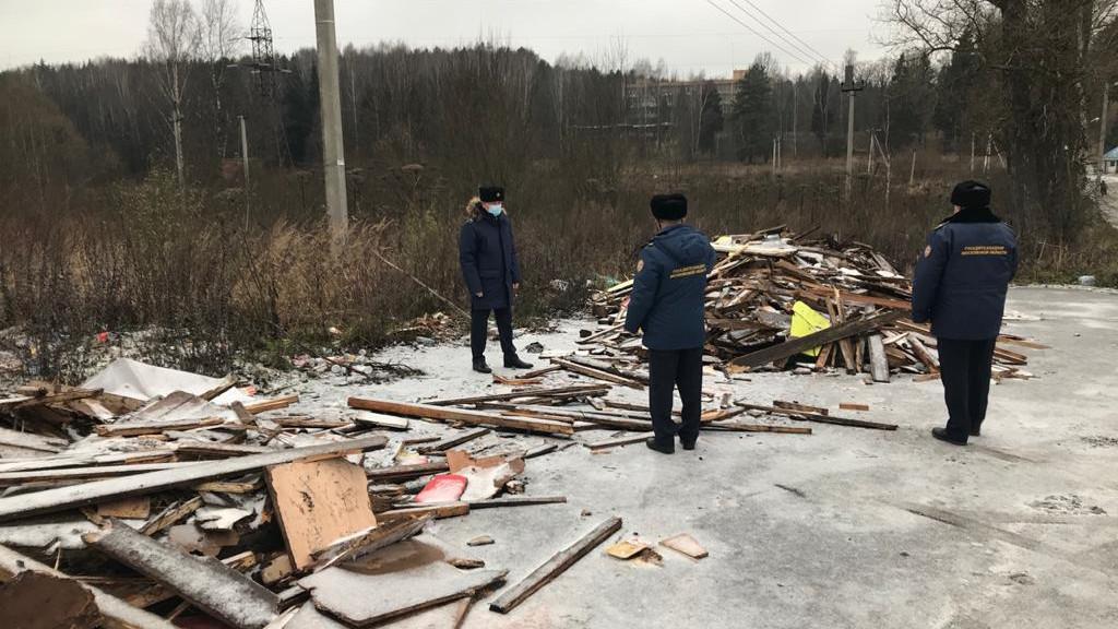 Руководитель Госадмтехнадзора проинспектировал в Пушкинский округ и Красноармейск
