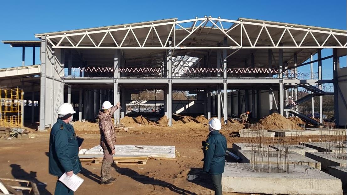 Строительство конно-спортивного комплекса в Наро-Фоминске завершат в 2022 году