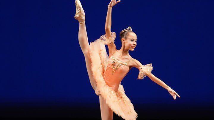 Мелания-Ника Кобякова дипломант конкурса артистов балета и хореографов