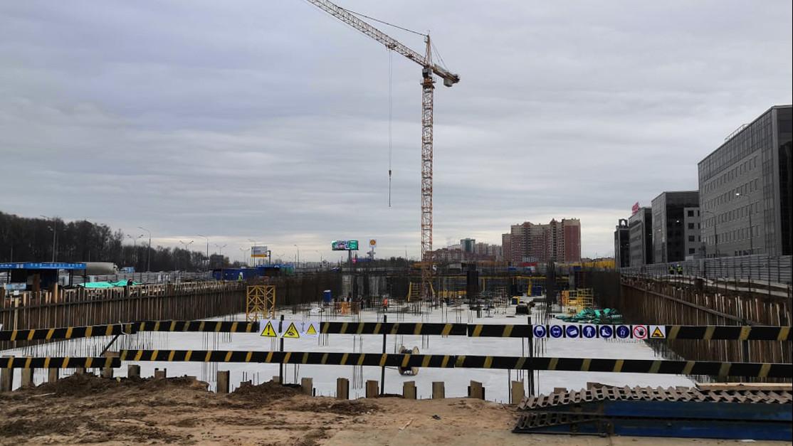 Торгово-выставочный комплекс построят в Красногорске в 2021 году