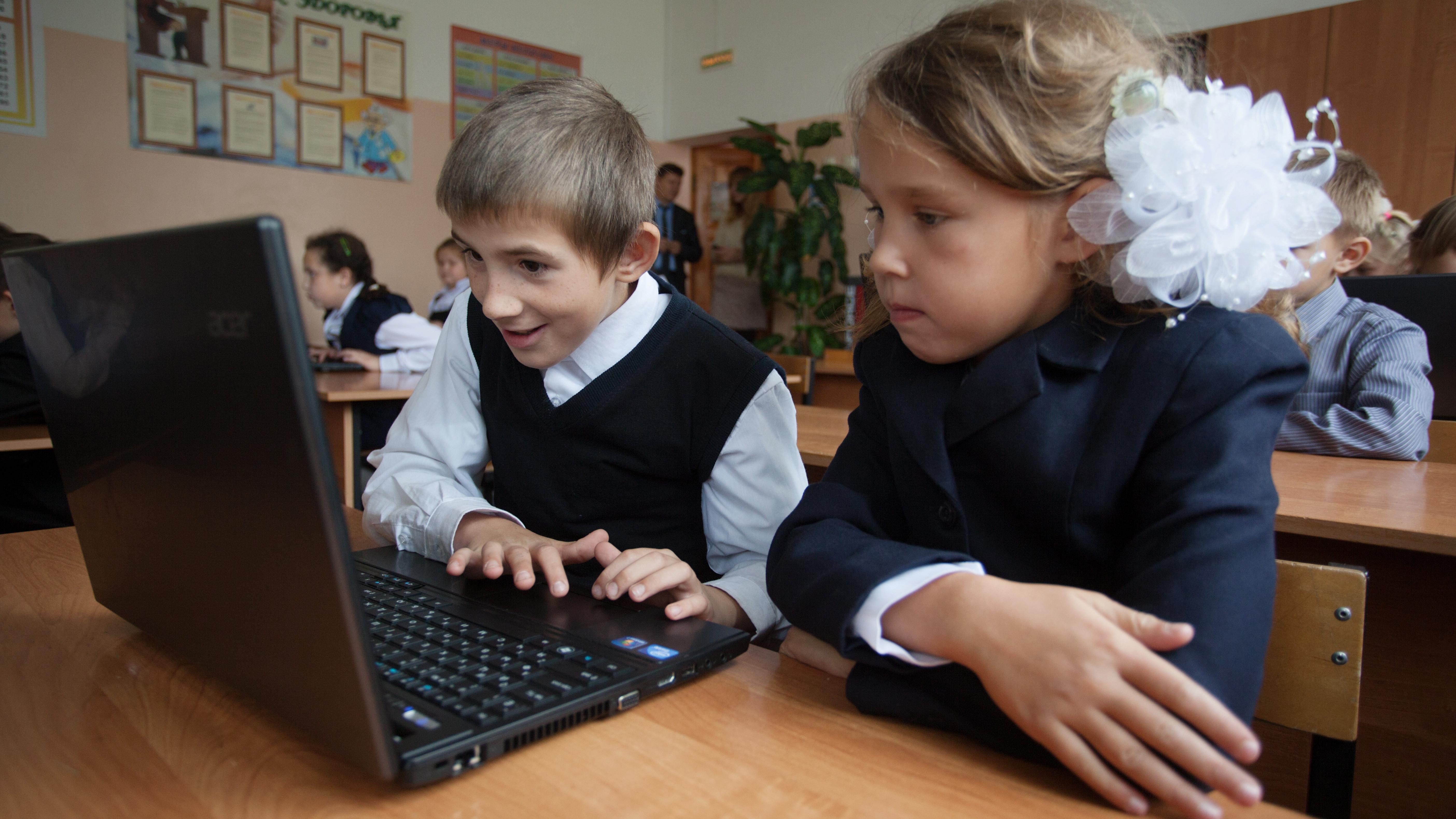 «Уроки цифры» проходят более чем в 1, 2 тыс. школах Подмосковья