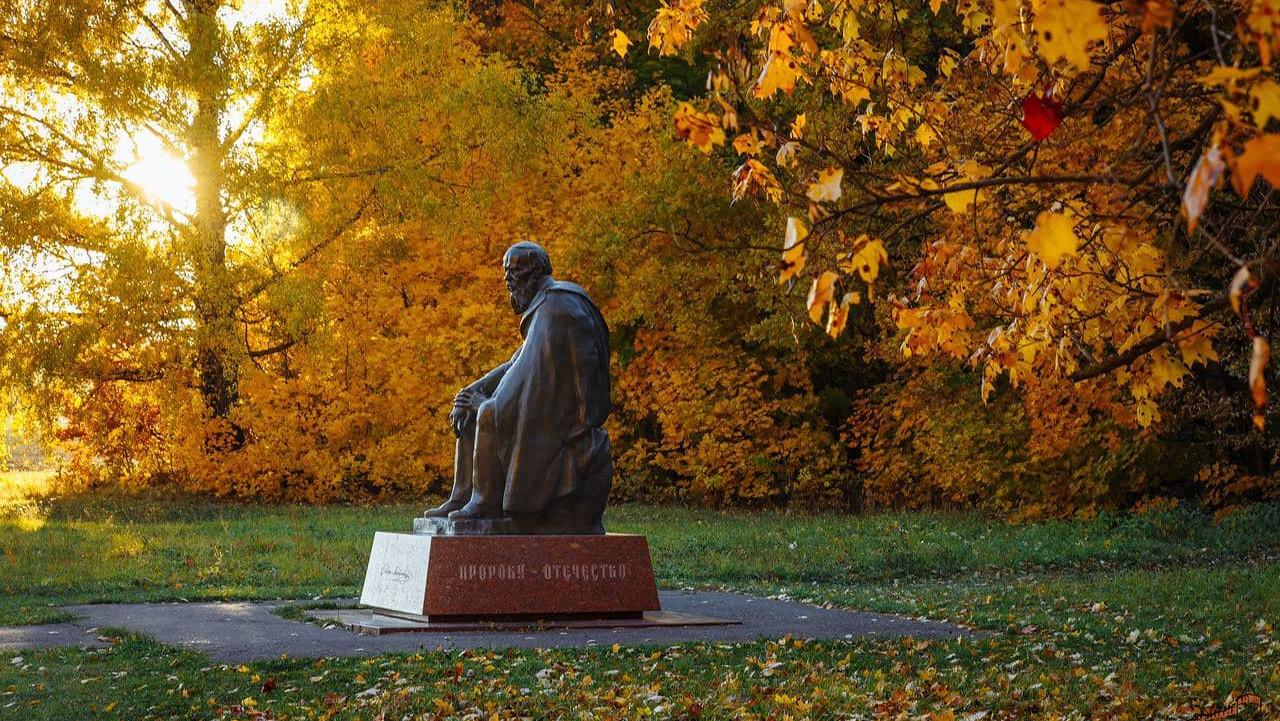 Усадьбу «Даровое» отремонтируют к 200-летию Ф.М. Достоевского