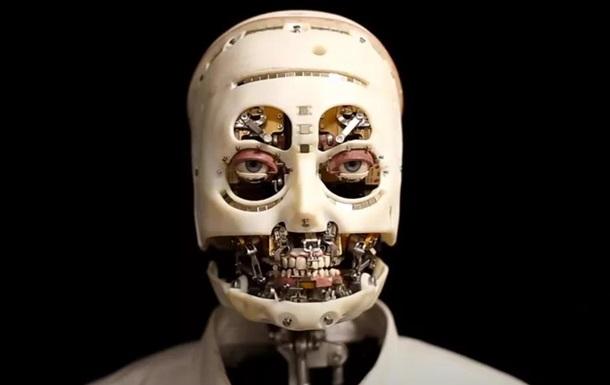 """В Disney создали робота с """"реалистичным"""" взглядом"""