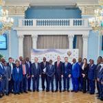 В Минспорте России обсудили сотрудничество в сфере спорта с послами африканских государств