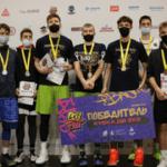 В Москве прошли Суперфинал Всероссийских соревнований среди студентов по баскетболу 3х3 и Кубок «Движение вверх 3х3»
