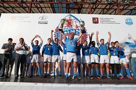 В России создана Студенческая регбийная лига