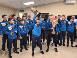 В Сочи завершился суперфинал Всероссийских соревнований по футболу «Кожаный мяч»