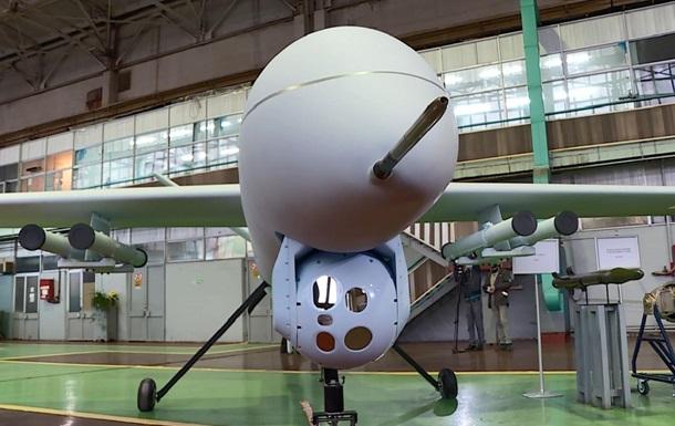 В Украине создают новый ударный беспилотник