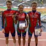 Велосипедисты из Подмосковья завоевали 2 медали на первенстве России