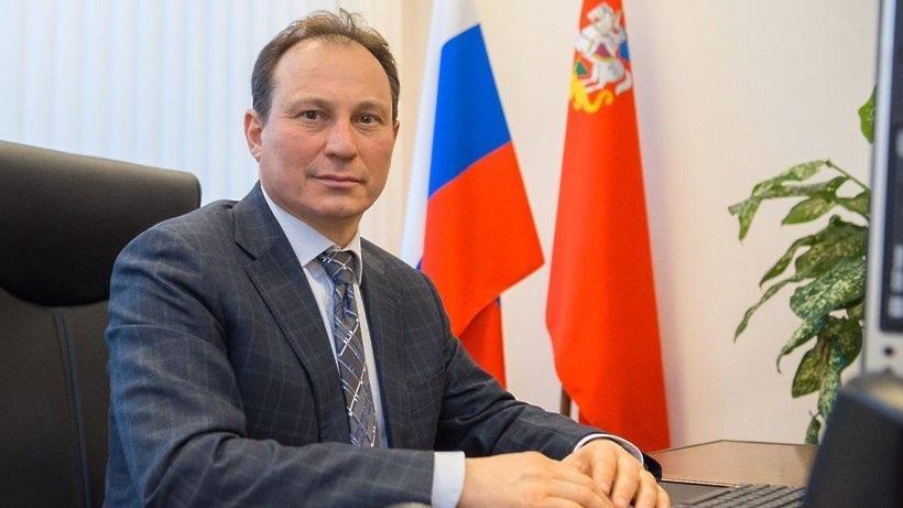 Уполномоченный по защите прав предпринимателей в Московской области Владимир Головнев