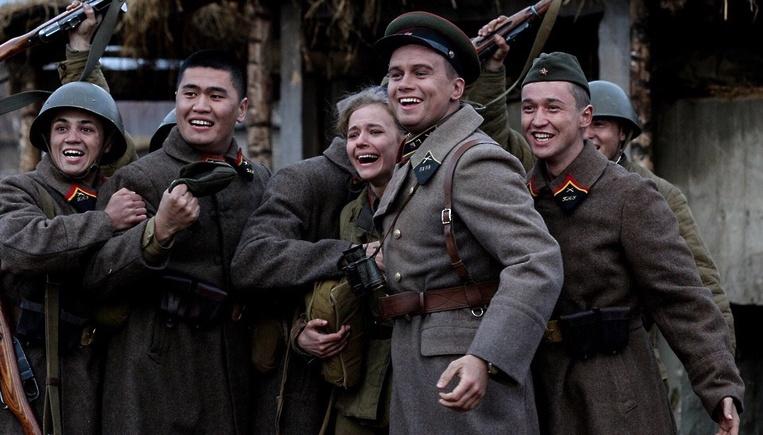 Военно-историческая драма «Подольские курсанты» вышла в широкий прокат в России