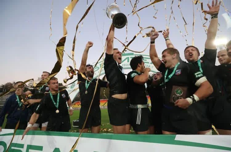 «ВВА-Подмосковье» стал обладателем Кубка России по регби-7