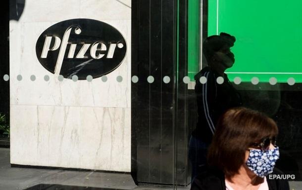 Выход на рынок COVID-вакцины от Pfizer откладывается