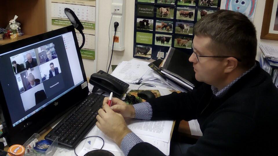 Заседание комиссии по племенному животноводству состоялось в Минсельхозпроде Подмосковья