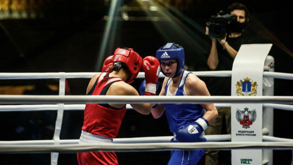 Женская сборная Московской области победила на чемпионате России по боксу