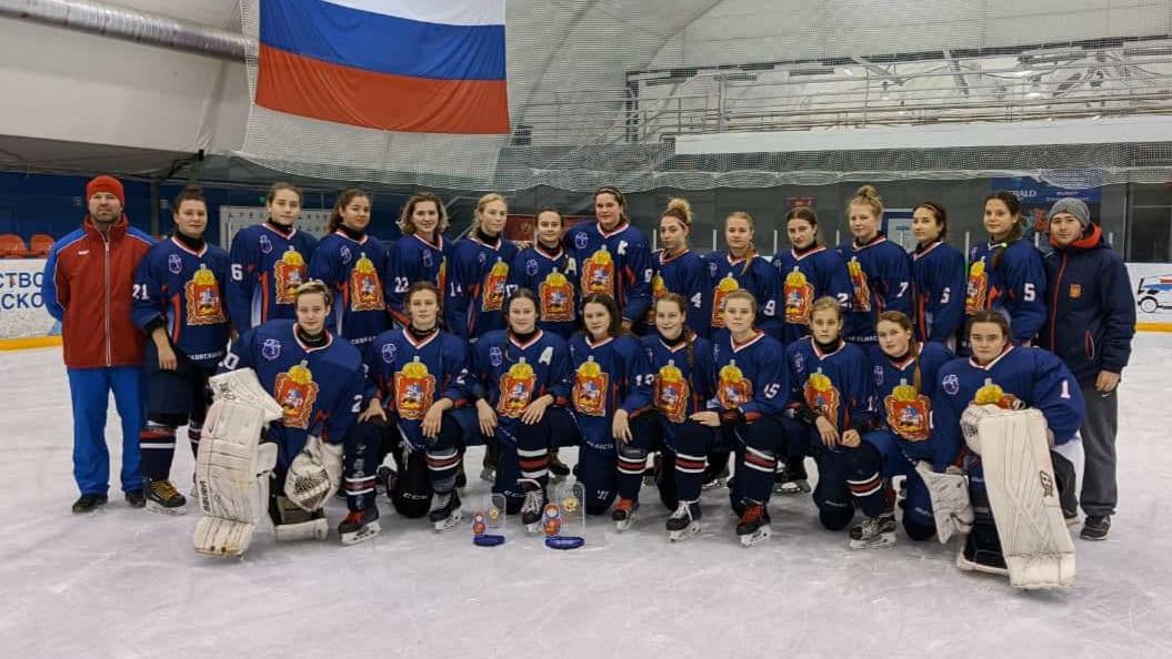 Женская сборная Подмосковья по хоккею
