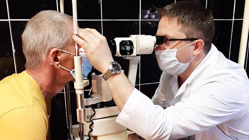 Раменские врачи спасли зрение пациенту с близорукостью в -45 диоптрий