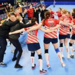 Звенигородская «Звезда» вышла в групповой этап Лиги Европы по гандболу