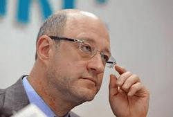 Александр Бабаков переизбран президентом Федерации настольного тенниса России