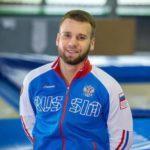 Андрей Юдин стал серебряным призёром чемпионата России по прыжкам на батуте