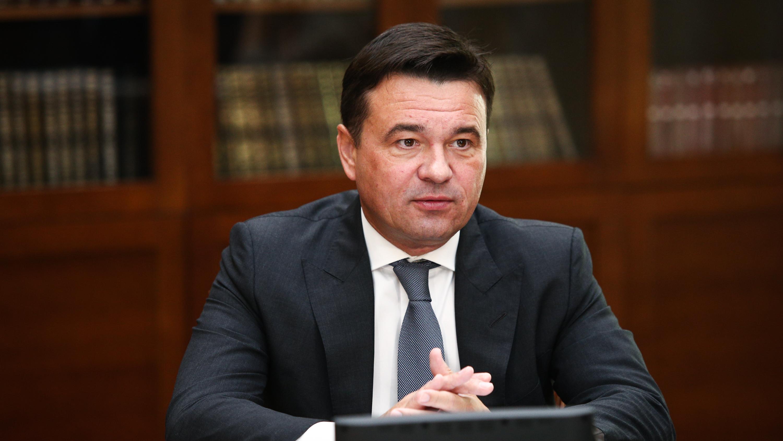 Андрей Воробьев вошел в топ-3 рейтинга губернаторов по упоминаемости в соцмедиа за ноябрь