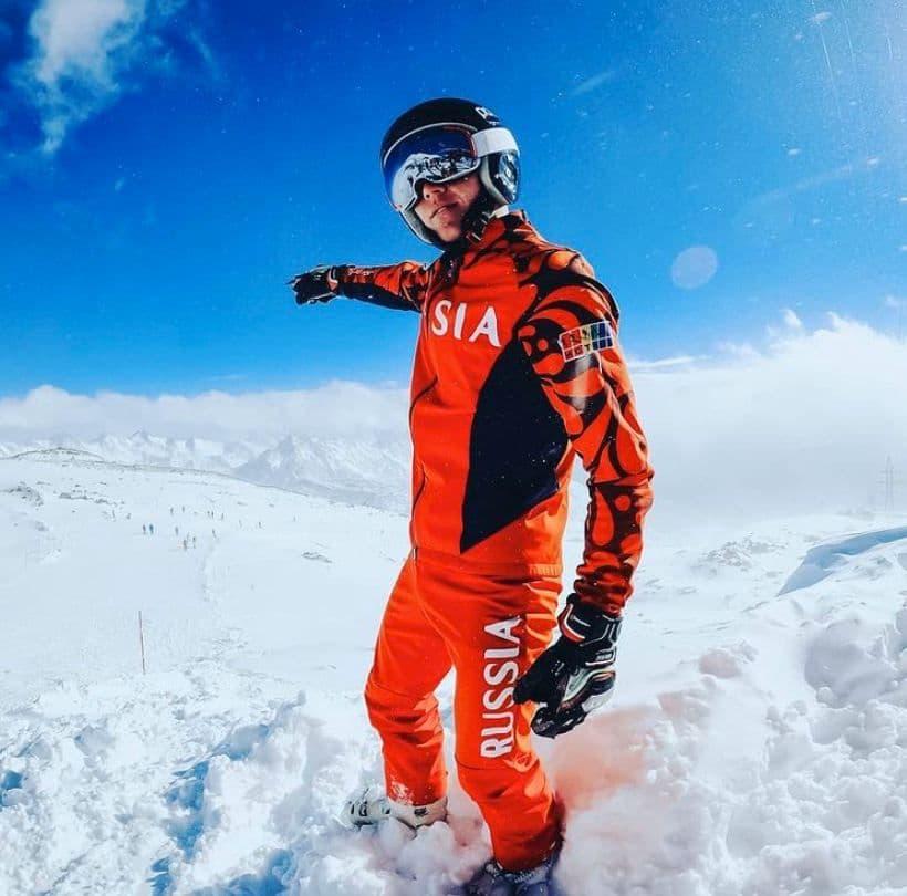 Артём Бажин стал обладателем бронзовой медали Кубка России по фристайлу