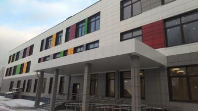 Ашукинская школа в Пушкине получила заключение о соответствии