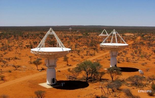 Австралийский телескоп создал новый атлас Вселенной