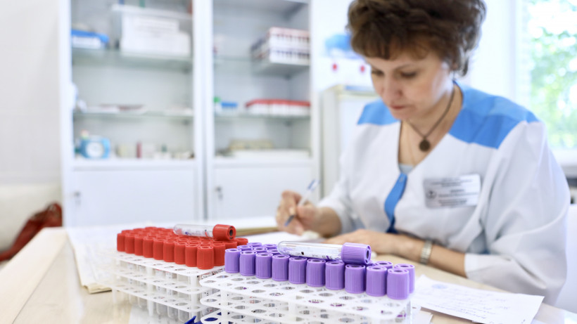 Более 1 млн исследований на антитела к Covid-19 провели в Подмосковье