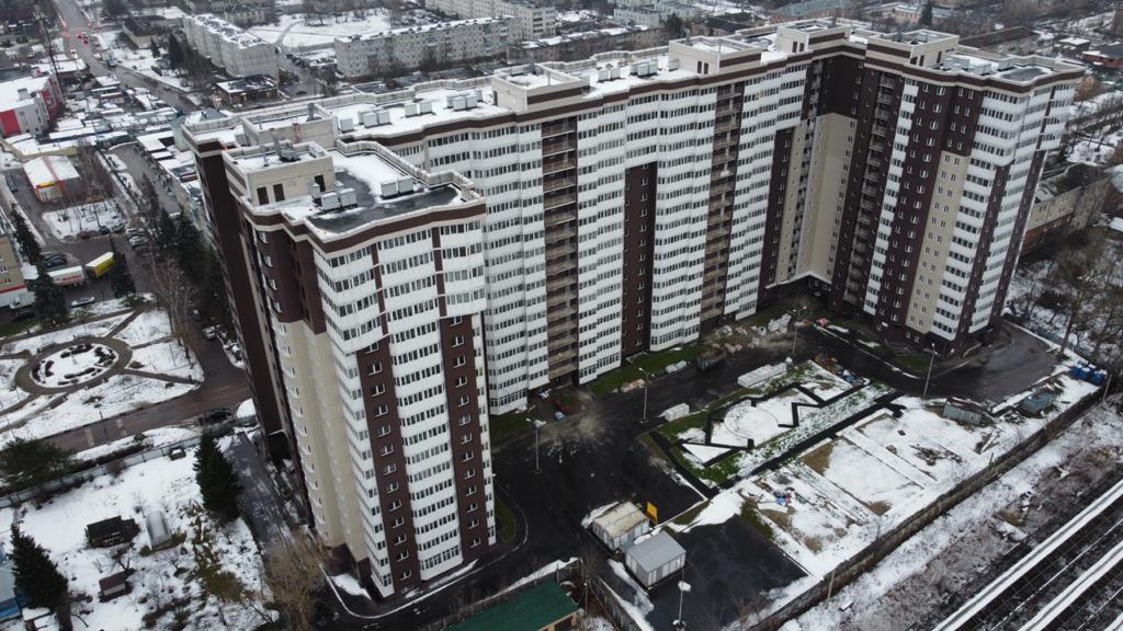 Более 350 дольщиков ЖК «Купавино» в Богородском округе получат жилье до конца года