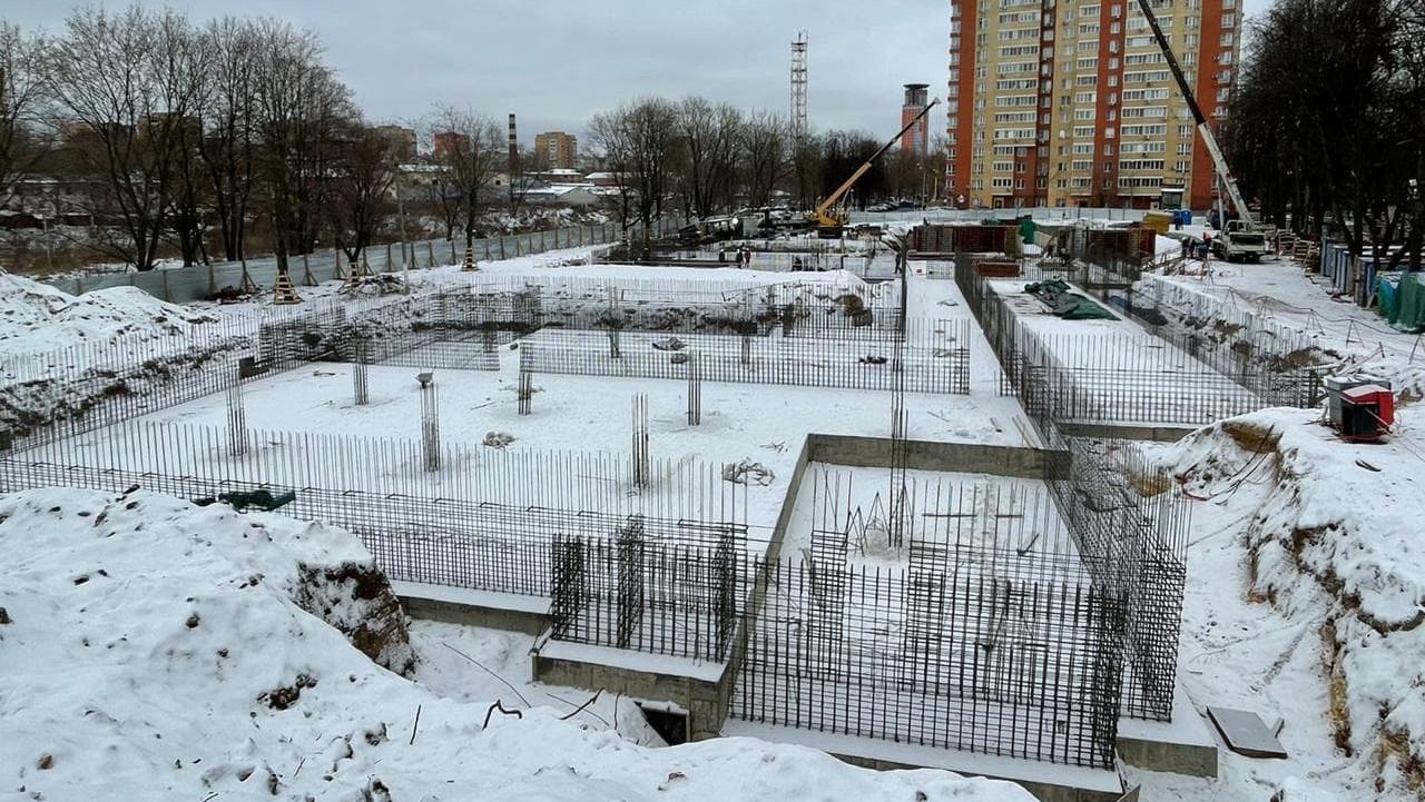 Более 40 строящихся объектов проверили в Подмосковье
