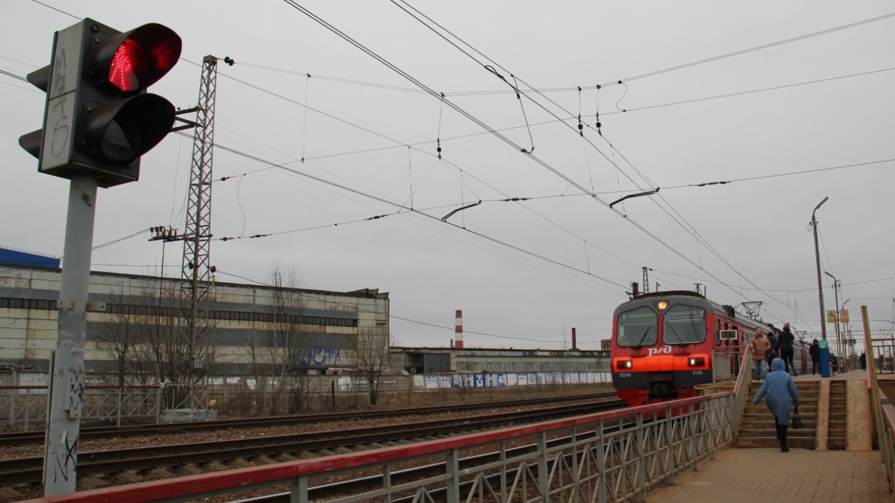 Число погибших на железной дороге снизилось на 25% в Подмосковье с начала года
