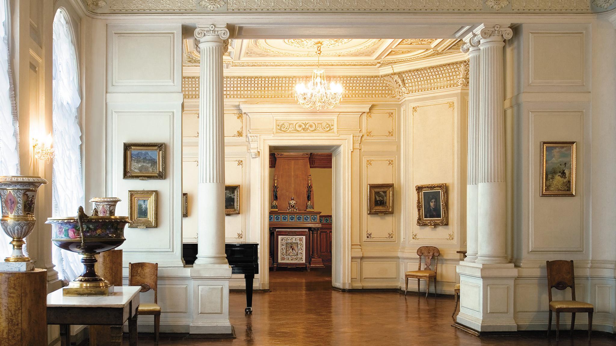 Дети смогут бесплатно посетить государственные музеи Подмосковья на новогодних праздниках