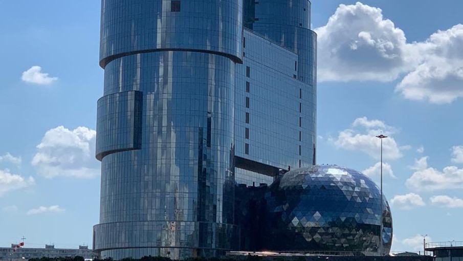 Бизнес-центр «Два капитана» в Красногорске